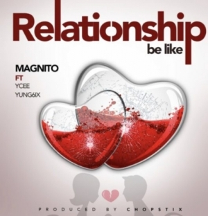 Instrumental: Magnito - Relationship Be Like ft Ycee x Yung6ix